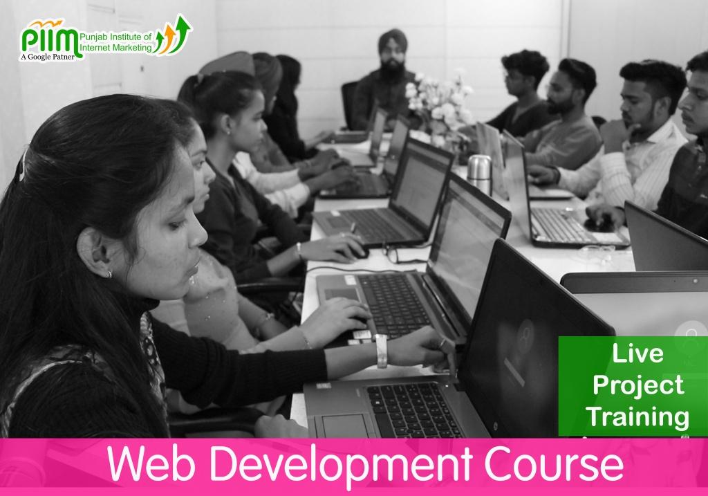 web development Course in Patiala
